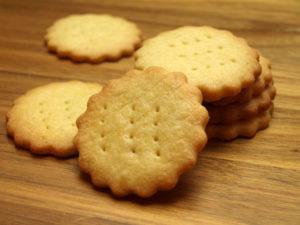 Biscuits sablés sans œufs